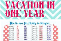 Ways to save for a vacation