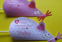 valentine cards / by Kelly Tighe