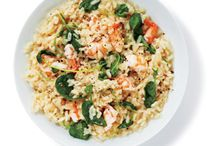 Easy 20-minute dinners