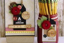 school crafty creations