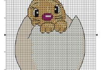 Cross Stitch - Wielkanoc