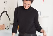 Favorite Garance Doré French Style Looks / Garance Doré has French style in spades!