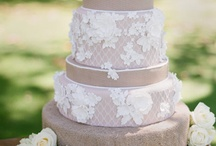 Wedding Cakes / by Cathy DeJong