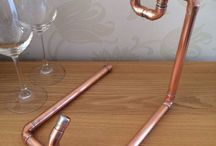 copper holders