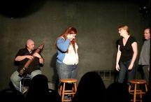 Improv is the Winner / Great improv things / by Nina Miller