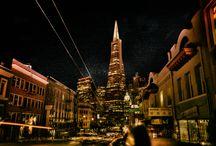 San Francisco / Some through my lenses, some through other great lenses