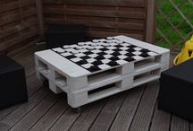 Pallet and Crate Projects / Wooden pallets and crates, who would have thought you can.....?