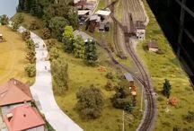 Železniční modely