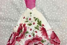 hanky dress quilt