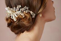 Hochzeits-Haar
