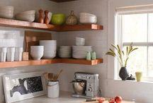 Nápady do malé kuchyně