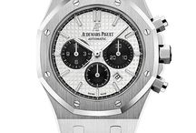 Iconic Timepieces from Audemars Piguet - Royal Oak Chronograph