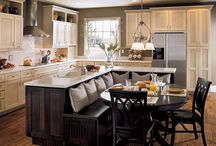 Home decor...kitchen and dining areas