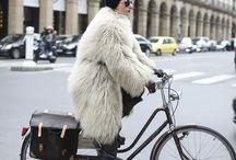 Have Some Decorum Parisian Women On Bikes