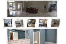 1820 Pelican Way Vero Beach. Complete interior repaint