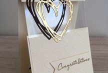 Bröllopskort weddings card