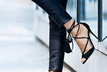 Heeled sandals & other shoes of almightiness