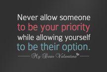 Good Advice! / by ~~♥♥ Cняiƨtiиɛ ♥♥♥ Cσσκ ♥♥~~