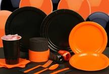 Orange & Black!