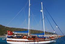 SULTAN A / #gulet, #yacht, #bluevoyage, #yachtcharter, www.cnlyacht.com