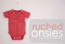 Baby related crafts / by Sandra Dittman Olson