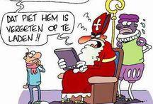 Sinterklaas en Zwarte Piet / Blijft Zwarte Piet bestaan?