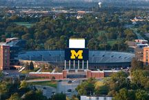 U of M / Information and sights to see affiliated with University of Michigan