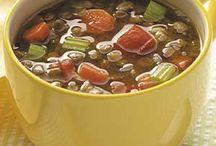 Soup's on! / by Londa Burns