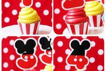 Mickey Mouse Birthday Party / by Lena Maximova Sutherland