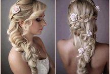 Hairstyles / by Wendy Von-Niessen