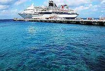 Cozumel Cayman Islands cruise / by SelenaNJason Barrow
