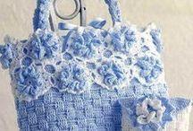 uncinetto borse