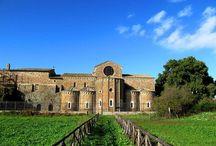 Sulla via Amerina a Faleri Novi #scoprirelatuscia #italydifferent / Un'antica città falisco romana e la sua storia. An ancent Falisco- Roman city.