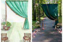 Emerald wedding / Emerald