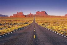 Corvettes and Road Trips / My husband and I both love Corvettes and road trips.  Here are some pictures of some roads we've been on and some that we hope to be on someday soon!  So grab your bag and let's go! / by LuAnn Hawkins VanBoven