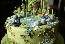 Frog Party / by Toni Marie Preder