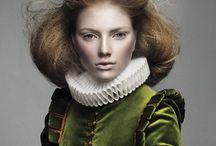 Queen elizabeth artist kostyme