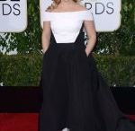 AMY SCHUMER at rd Annual Golden Globe Awards in Beverly Hills