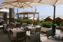 Ristoranti e Bar / Cucina raffinata, cocktail, aperitivi e drinks in un'atmosfera rilassante e raffinata.  www.grandhotelalassio.it
