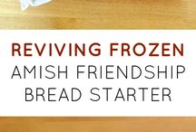 Tutorials: Amish Friendship Bread / New! Step-by-step instructions on Amish Friendship Bread tips, tricks and favorite recipes.  / by Friendship Bread Kitchen