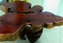 Woods/Exotic/Furniture / #exotic #wood #chakte #furniture