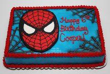 birthday cake ideas (Noah)