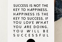 Success  & happy