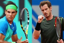 (Like) Rafael Nadal OR (comment) Andy Murray ??!