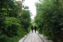 New York City | Public Spaces / by Merry