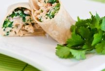 Cooking - Wraps, spring rolls