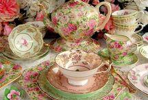 The Vintage Table of English Royal