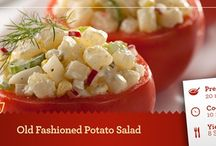 Frozen potatoes recipes / Hash browns and cubed