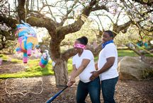 Gender reveal photo sessions