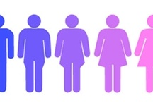 People and Gender / Beautiful people, transgender and otherwise, and images related to gender